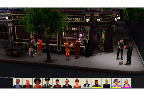 SpyParty - A Subtle Game About Human Behavior