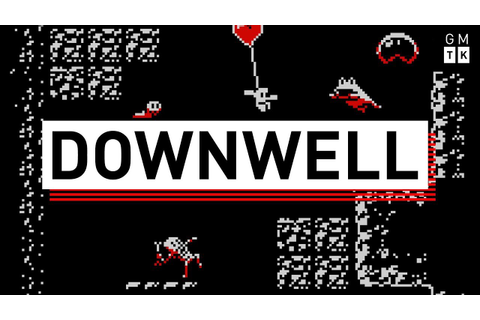 Downwell's Dual Purpose Design | Game Maker's Toolkit ...