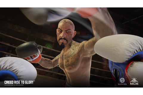 Creed: Rise to Glory review - A VR boxing simulator ...