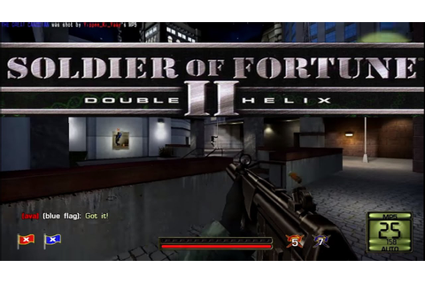 Soldier Of Fortune II Double Helix (PC) - Multiplayer ...