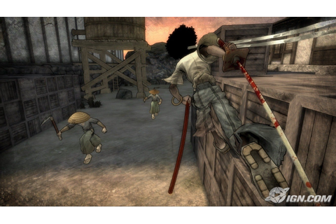 Afro Samurai Screenshots, Pictures, Wallpapers ...