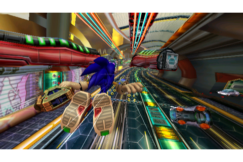 Gallery: Sega Brings Sonic Riders: Zero Gravity To Wii ...