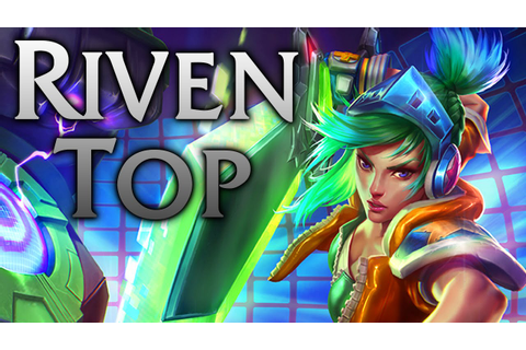 League of Legends | Arcade Riven Top - Full Game ...