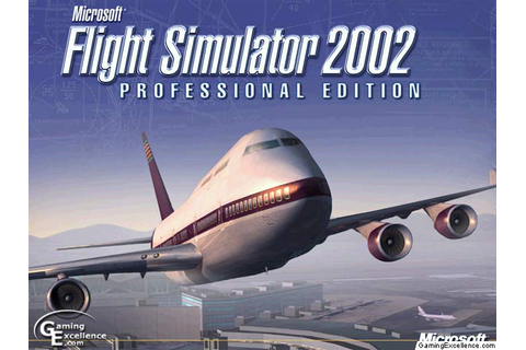 Flight Simulator 2002 Review - GamingExcellence
