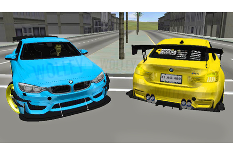 M4 Driving Simulator - BMW M Car Simulator Game by AG ...