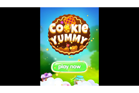 Cookie Yummy - Match 3 Free Game - YouTube