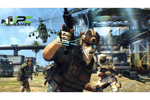 Tom Clancy's Ghost Recon Future Soldier PC Game Free Download