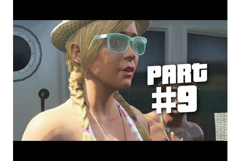Gameplay Grand Theft Auto 5 Walkthrough Part 9