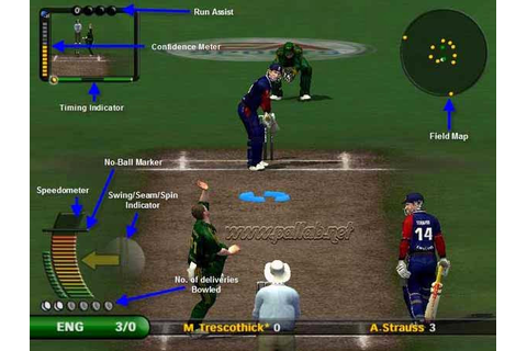 Ea Sports Cricket 07 Pc Game Download Free