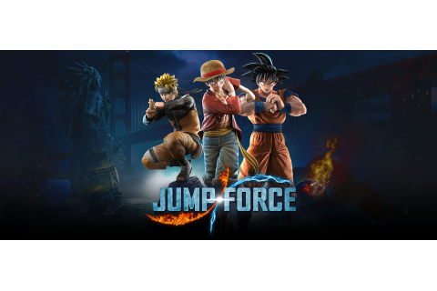 Jump Force para Xbox One | Xbox