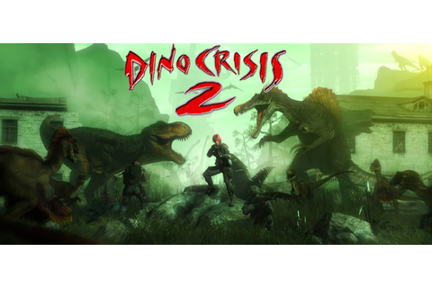 Dino Crisis 2 Free Download Full PC Game FULL VERSION