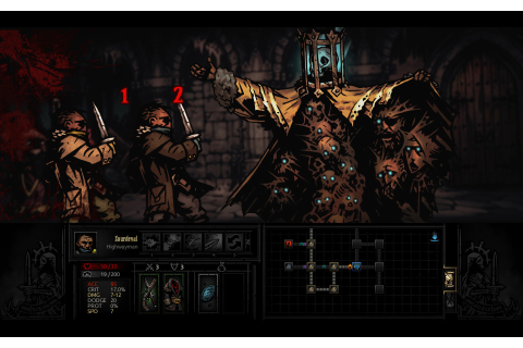Review: Darkest Dungeon