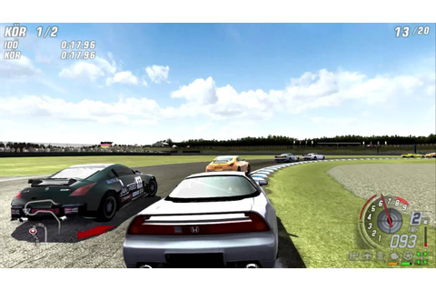 Race Driver 2006 APK + ISO PSP Download For Free