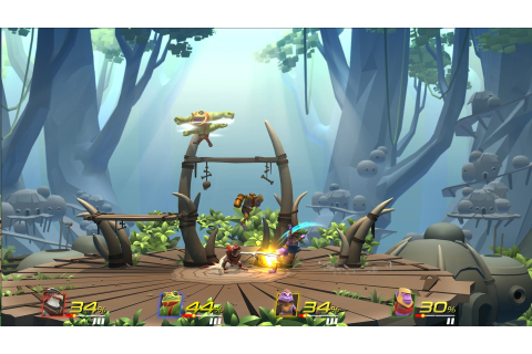 Competitive Platform Fighter Brawlout Headed to Steam ...
