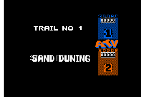 Download ATV Simulator (Amstrad CPC) - My Abandonware