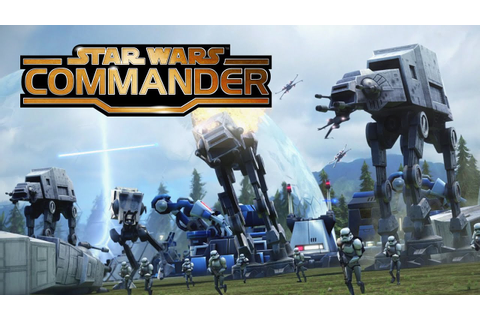 Star Wars: Commander - Trailer - YouTube