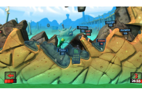 Worms Revolution Mac Download Full Version Free | Macbook ...