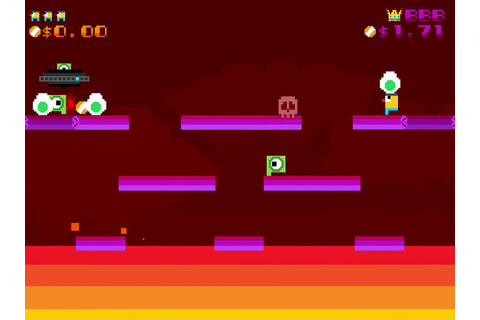 Platform Game Woah Dave! Deluxe Now Available On The App ...