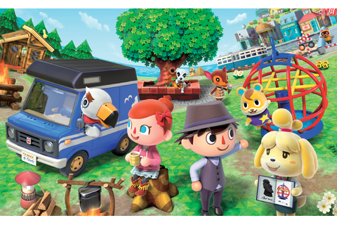 The new villagers in Animal Crossing: New Leaf's update ...
