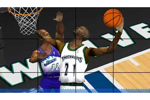 Demos: PC: NBA Live 2001 (Update) | MegaGames