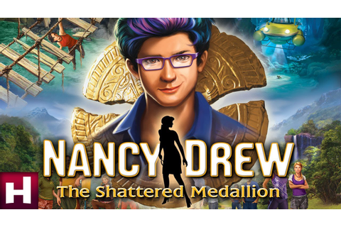 games: Nancy Drew - The Shattered Medallion