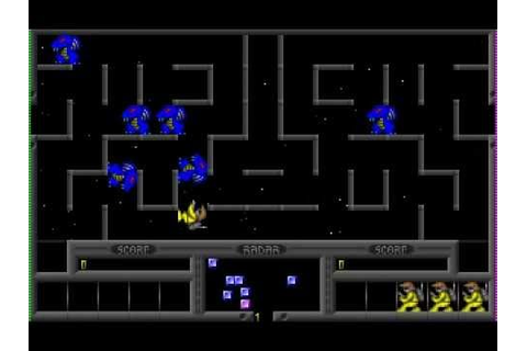 Dos Games: Wizard of Wor'98 - YouTube