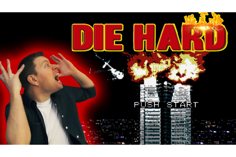Die Hard NES Video Game Review S4E09 | The Irate Gamer ...