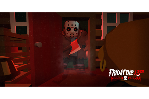 New Look At 'Friday The 13th: Killer Puzzle' Mobile Game ...