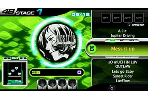 DJ Max Fever Review for PlayStation Portable (PSP)
