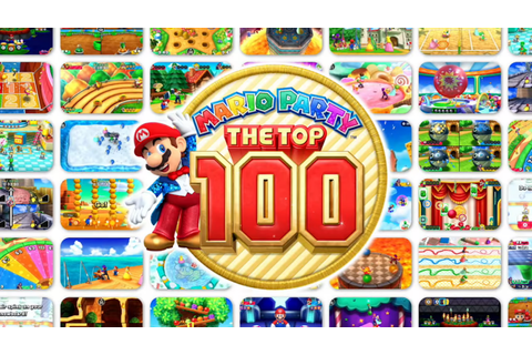 Play All of the Best Mini-Games With Mario Party: The Top ...