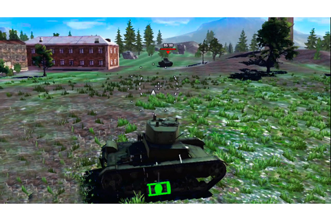 World Of Steel Tank Force - Android HD Gameplay Video ...