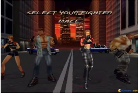 Download Fighting Force (Windows) - My Abandonware