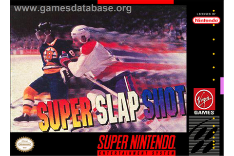 Super Slap Shot - Nintendo SNES - Games Database