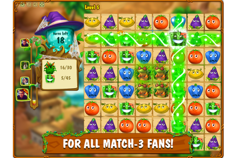 Magic Kitchen: match-3 game - Android Apps on Google Play