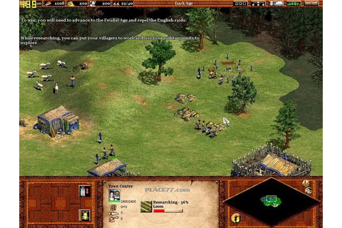 Age Of Empires II : The Age Of Kings Highly Compressed ...
