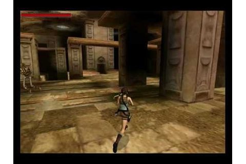 The Official Tomb Raider IV HD Launch Trailer - YouTube