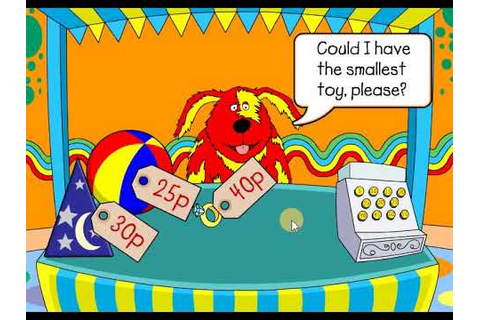 Tweenies Bella's Stall Game - YouTube