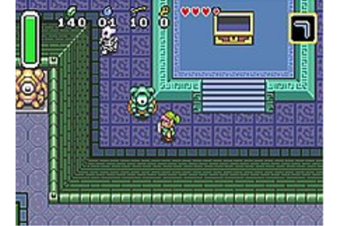The Legend of Zelda: A Link to the Past and Four Swords ...