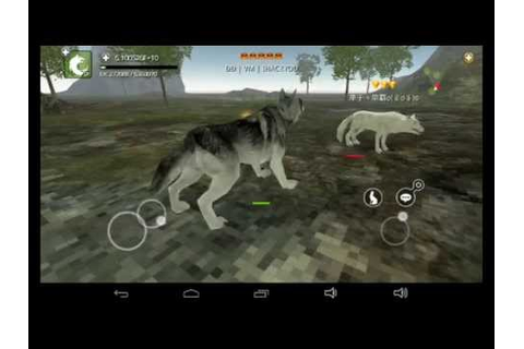 Wolf online game play - YouTube