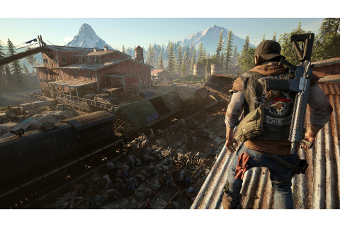 Days Gone E3 2016 Gameplay Trailer – PlayStation – Blogdot.tv