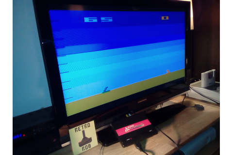 Air-Sea Battle: Game 1 (Atari Flashback 1) high score by ...