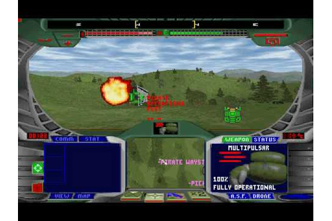 Terra Nova: Strike Force Centauri M1 - YouTube