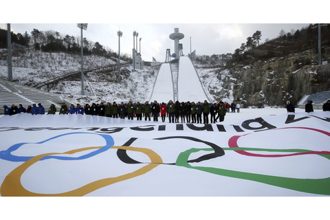 Olympic officials deliver mixed message on 2018 Winter ...