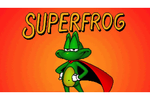Superfrog Soundtrack [Emulated] - YouTube