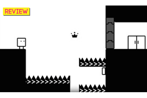 BoxBoxBoy: The Kotaku Review