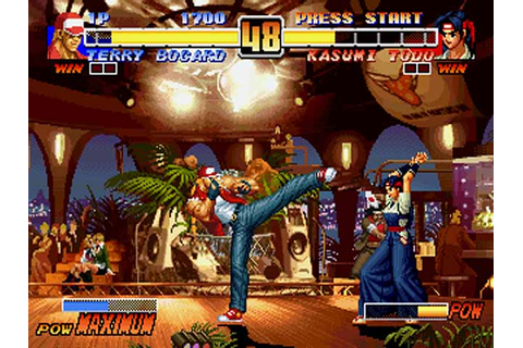 The King of Fighters '96 | SNK Wiki | FANDOM powered by Wikia