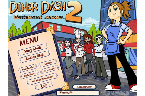 Diner Dash 2 - Restaurant Rescue | GameHouse