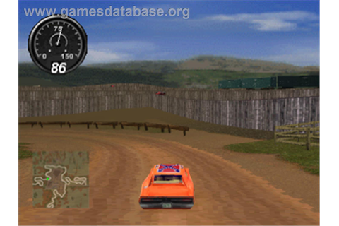 Dukes of Hazzard II: Daisy Dukes It Out - Sony Playstation ...