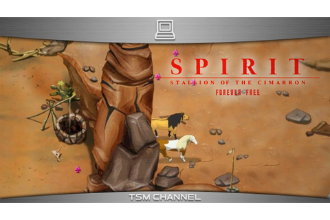 Spirit : Stallion Of The Cimarron : Forever Free (part 9 ...