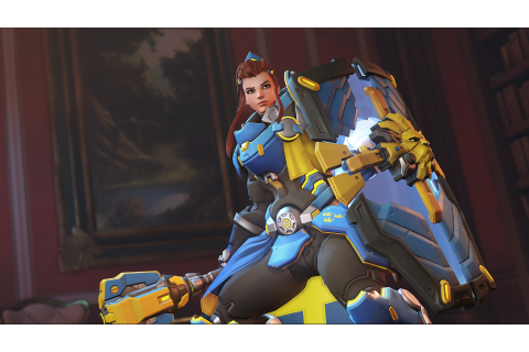 Overwatch patch notes v1.31: Brigitte and Doomfist get ...